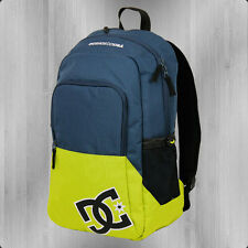 DC Shoes Zaino carcerarie 2 BackPack Laptop-RACCOGLITORE Petrol Lime