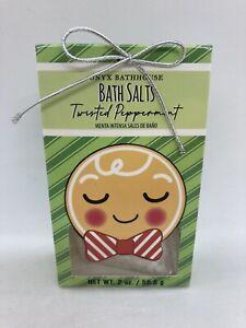 Onyx Bathhouse Twisted Peppermint Bath Salts 2 oz