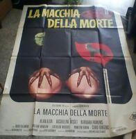 Die Flecken Der Tod Manifesto 4F Original 1971