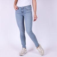 Levi's 711 Skinny Blau Damen Jeans 26/28
