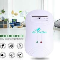 Portable Mini Air Purifier Freshener Cleaner Plug-in Odor Air Smoke Filter New