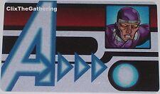 AUID-009 MACHINE MAN ID CARD Age of Ultron Marvel Heroclix