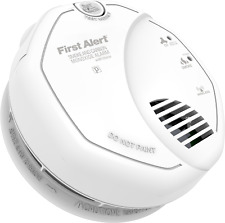 BRK ELECTRONICS SCO500B Wireless Interconnect  CARBON & SMOKE DETECTOR