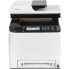 Ricoh SP C261SFNw A4 Color Laser Multifunction Printer, Copy, Scan, Fax, WiFi