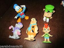 Anciennes figurines-Donald,Bianca,autres(Bullyland,Dupuis..-Années80-90 )