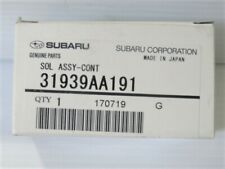 Genuine Subaru 31939AA191 Auto Trans Control Solenoid Impreza Legacy Forester