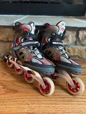 K2 Inline Skates Exotech Mod 10.5 Wheels 84mm Men'S-Size 12