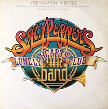 V/A ‎- Sgt. Pepper's Lonely Hearts Club Band: Original Picture Soundtrack (LP)