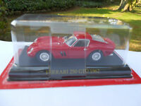 FERRARI 250 GTO 1962 MINT BOX