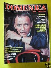 DOMENICA DEL CORRIERE ANNO 88 N. 40 4 OTTOBRE 1986