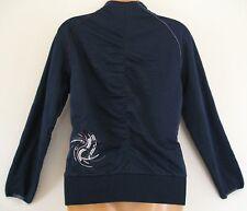 LIMITED ED~Puma BMW SAUBER F1 TEAM Track sweat shirt Top Jacket~Women sz S