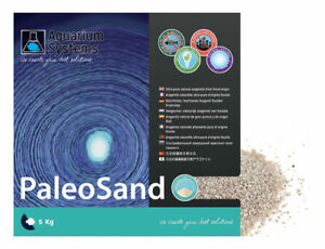 Aquarium Systems Paleosand Natural Aragonit 5kg Medium 3mm