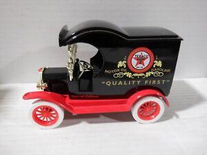 Gearbox 1912 Texaco Model T Black 1:30 Scale 052821DMT