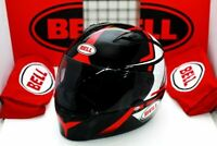 Bell Qualifier (Flare Gloss Black/Red)