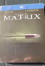 Matrix - Bluray steelbook - Iconic Moments. Italiano. NUOVO!