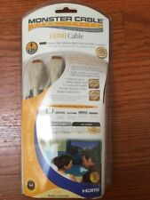 Monster Cable Ultimate High Definition HS V100HDMI-4  4ft. 1080P HDMI Cable!!