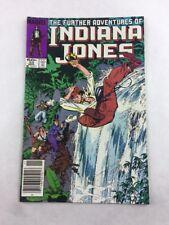 The Further Adventures of Indiana Jones Vol 1 #23 Nov 23 1984 Marvel Comic Book