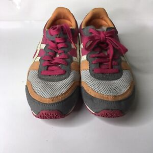 Onitsuka Tiger Ultimate Womens Running Shoes Size:7.5 Beautiful Sneakers