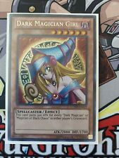 1x Dark Magician Girl - Secret Rare - LCYW-EN022 Unlimited Edition - M/NM