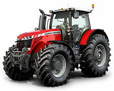 Massey Ferguson Tractor Workshop Manuals 8600 Series