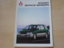 52706) Mitsubishi Space Wagon Prospekt 09/1997
