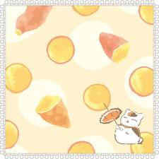 Movic Natsume Yuujinchou Nyanko Sensei Hand Towel Yakiimo Baked Sweet Potato NEW