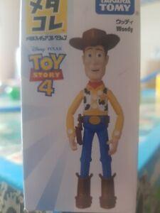 Metacolle Takara Tomy Japan Disney Pixar Woody