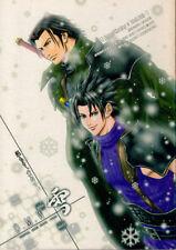 Final Fantasy 7 VII FF7 BL Doujinshi Comic Angeal x Zack D.M.W Snow WILDXBABE