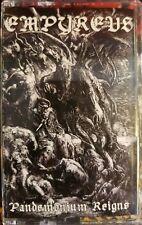 Empyreus - Pandemonium Reigns(TAPE/2014)WITCHMASTER WHORE DISFLESH THY INFERNAL