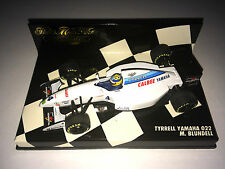 Minichamps F1 1/43 TYRRELL YAMAHA 022 Mark BLUNDELL