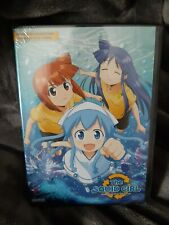 The Squid Girl: Complete Collection Seasons 1 & 2 + OVAs - DVD Set * New Sealed