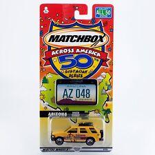 Matchbox Across America AZ Arizona #48 Isuzu Rodeo 50th Birthday