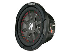 "Kicker CompRT 6.75"" Subwoofer de bobina de voz dual de perfil delgado - 2 Ohm 150 W Rms"