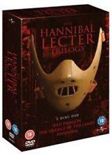 Hannibal Lecter Trilogy 5050582806045 DVD Region 2