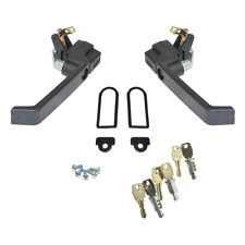 Land Rover Defender - New Front Door Handle Repair Kit (Handles & Locks) - Upto