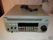 Sony lvr-4000p crvdisc/Laser Disc Recorder, funzionante, 2j. GARANZIA