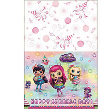 LITTLE CHARMERS PLASTIC TABLE COVER ~ Birthday Party Supplies Decorations Cloth