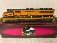 ✅MTH PREMIER WEATHERED BUFFALO PITTSBURGH SD45 LOW HOOD DIESEL ENGINE! PROTO 3