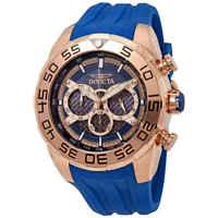 Invicta Speedway Chronograph Blue Dial Men's Watch 26305