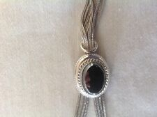 Vintage Whiting Davis Pendant Necklace