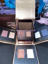 Avon Mark Rock The Box. 4 Eye Shadow 2 Lip Gloss Place To Store Brushes Nib