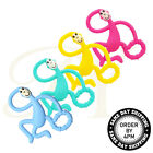 Baby Teething Toy Dancing Monkey Teether High Quality BPA Free FAST UK SHIPPING