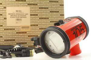 [Mint] Nikon Speedlight SB 105 Underwater Strobe for Nikonos From Japan