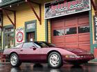1993 Chevrolet Corvette Coupe 1993 Chevrolet Corvette Coupe 27699 Miles Burgundy Coupe 5.7L V8 OHV 12V Automat
