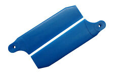 KBDD Royal Blue 96mm Extreme Tail Rotor Blades -Trex 600 Goblin 570 #4071