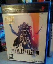 Final fantasy xii  PS2 NEW nuovo sigillato