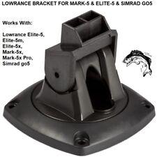 LOWRANCE BRACKET FOR MARK-5 & ELITE-5 & SIMRAD GO5 MODELS