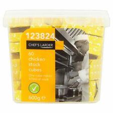 Chef's Larder 60 Chicken Stock Cubes 600g (60PK)
