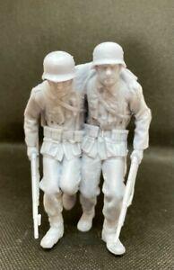 1/16 resin ww2 german figures 3D printed