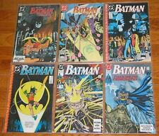Batman #437 438 441-456 run Robin Year 3 Joker Lonely Place of Dying DC lot